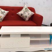Sofa Văng Màu Đỏ Boxdor (mã sfv270)