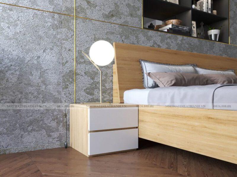 Táp đầu giường gỗ công nghiệp