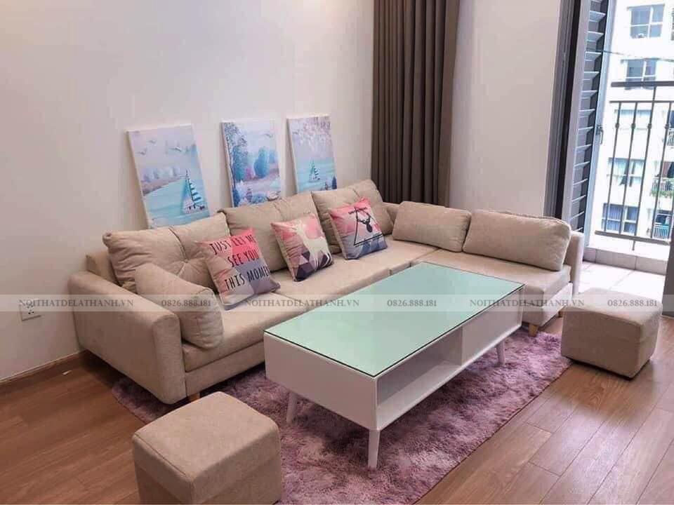 Mẫu sofa hiện đại mới nhất